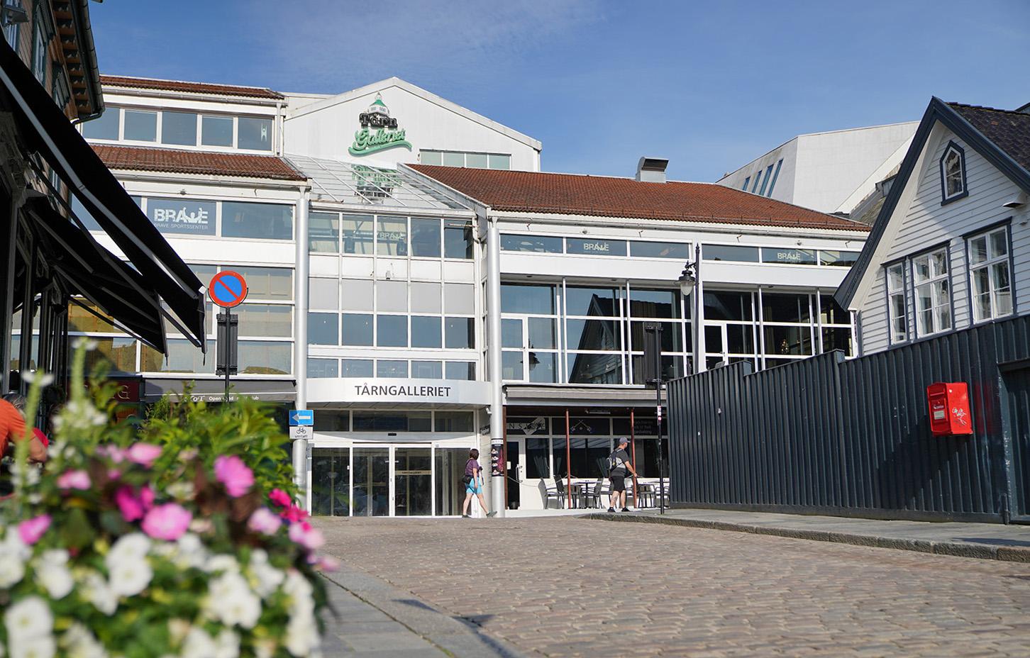 Tårngalleriet * Skagen 27, Stavanger